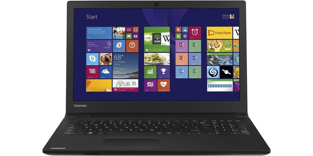 "Toshiba Satellite Pro R50 15.6"" HD - i3-4005U, 4GB Ram, 500GB HHD, DVD-RW, Windows 7 Pro + 8 Pro, 1 Year Warranty"