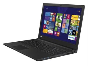 "Toshiba Satellite Pro R50 15.6"" HD - i3-4005U, 4GB Ram, 500GB HDD, DVD-RW, Windows 7 Pro + 8 Pro, 1 Year Warranty"