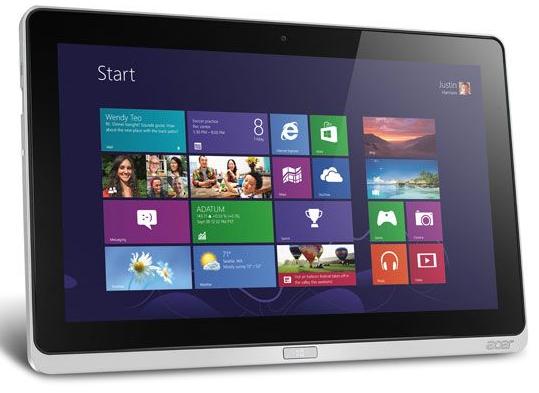 "Acer Iconia W700 11.6"" Full-HD IPS Tablet, Intel Core i5,128GB SSD, Wi-Fi, Windows 8, 1 Year Warranty"