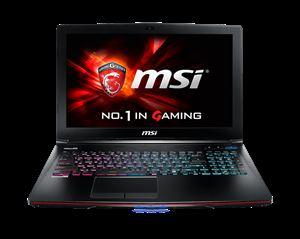 """MSI GE62 Apache Pro 15.6"""" Full HD - I7 4720HQ, 8G RAM, 1TB HDD, GTX960M-2G, DVDSM, Win 8, 2YR"""