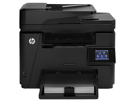 HP LaserJet Pro Wireless Duplex Mono Printer - M225DW