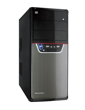 Centre Com System Office Mate Basic - Intel Core i3-4170 (3.7GHz), 4GB RAM, 1TB Storage, Win 7 Pro 64-bit Pre-Installed (No Windows Disc)