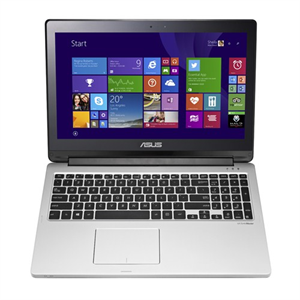 "Asus TP500LA-CJ135H Transformer Book Flip 15.6"" HD Touch Display - Intel Core i5 5200U, 4GB RAM, 1TB HDD, Windows 8, 1 Year Warranty"