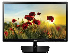 "LG 24M47VQ-P 24"" Full-HD LED 1920 x 1080 5m GTG VESA Mount-Able Monitor"