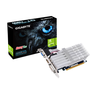 Gigabyte GeForce GT 730 2GB GDDR3 Silent Graphics Card