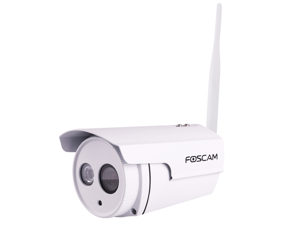 Foscam FI9803P Outdoor HD 720P IP Security Camera With IR Cut