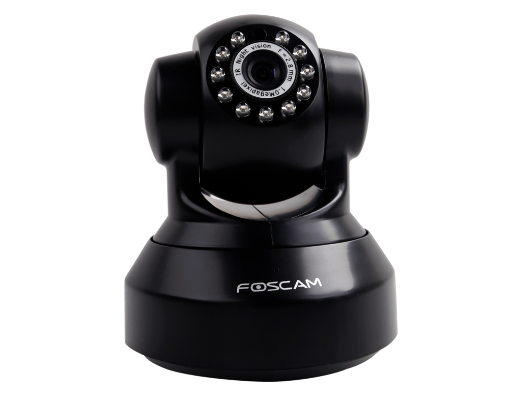 Foscam FI9816P HD 720P IP Security Camera With Two-Way Audio