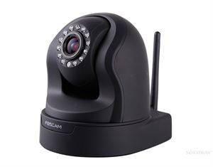 Foscam FI9826P HD 960P IP 1.3 MegaPixel Security Camera - Black