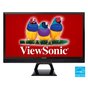"VIEWSONIC 28"" VA-LED, 16:9, 3.8ms, 50M:1, VGA/HDMI/MHL/SPK 2W*2, VESA 100*100mm"
