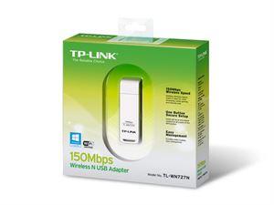TP-Link TL-WN727N 150MB/ps Wireless N USB Adapter