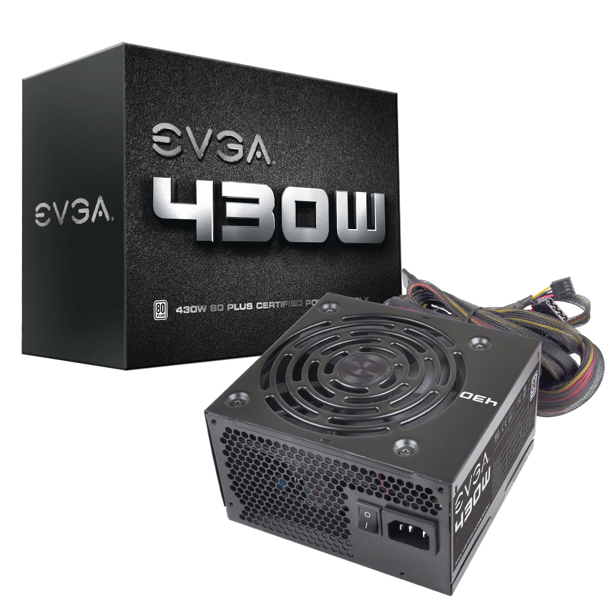 eVGA 430W 80+ ATX Power Supply