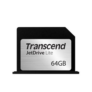 Transcend JetDrive Lite 360 64GB Storage Expansion Card for 15-Inch MacBook Pro with Retina Display