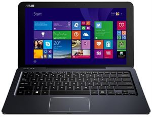 "Asus T300CHI-FH014H 12.5"" WQHD LED Touch Display - Intel Core M-5Y71, 8GB RAM, 128GB Solid State Drive, Windows 8, 1 Year Warranty"