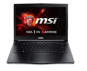 "MSI GS30 Shadow No Dock - 13.3"" Full-HD Display - Intel Core i7 4870HQ, 16GB RAM, 256GB SSD, Iris Pro Graphics, Windows 8, 2 Year Warranty"