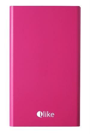 OPPO iLIKE Power Bank 4000mAH Pink