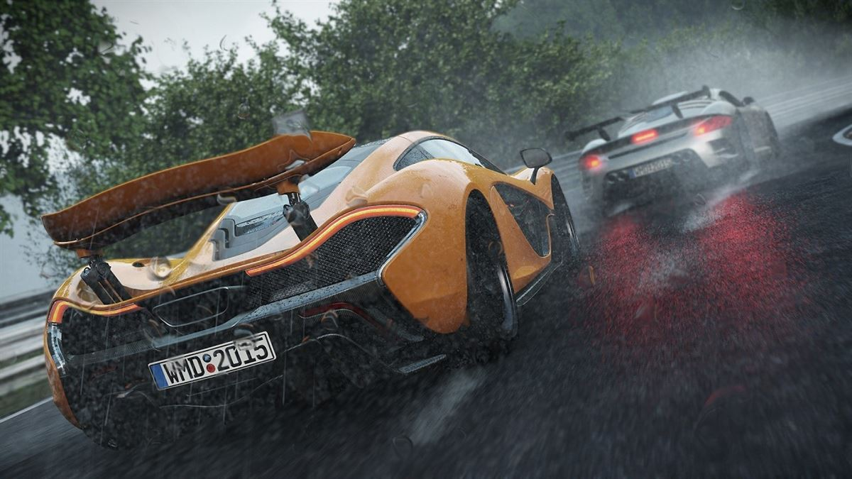 Project CARS Final Build Screenshots