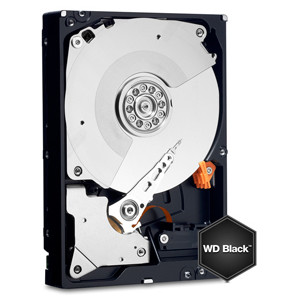 "Western Digital Black 500GB 2.5"" Internal Notebook Drive - 7mm"
