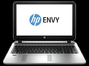 """HP Envy 15.6"""" HD Display, Intel Core i7 5500U, 8GB RAM, GT840M 2GB Dedicated Graphics, 1TB HDD, DVDRW, Windows 8.1, 1 Year Warranty - Silver"""