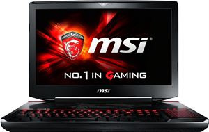 "MSI GT80 Titan 18.4"" Full-HD Display - Intel Core i7 4980HQ, GTX 980M 8GB SLI, 32GB RAM, 1TB SSD + 1TB HDD, Mechanical Keyboard, Blu-Ray Writer, Windows 8, 2 Year Warranty"