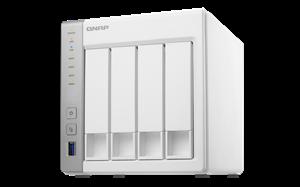 Qnap TS-431+ 4-Bay NAS Drive - 2 Year Warranty