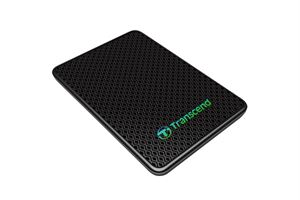 Transcend 256GB Portable USB 3.0 Solid State Drive