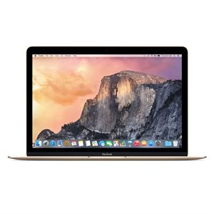 "APPLE MacBook 12"" 1.1Ghz / 256GB / Gold"