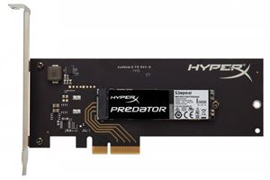 Kingston Hyper X 240GB PCIe Form Factor Solid State Drive - 3 Year Warranty
