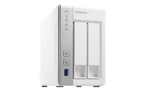Qnap TS-231+ 2-Bay NAS Drive - 2 Year Warranty
