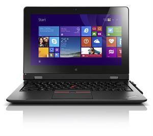 "Lenovo Helix 11.6"" Full-HD IPS Touch Display - Intel Core-M 5Y70, 8GB RAM, 256GB SSD, 4G, Wireless AC, Bluetooth 4.0, Windows 8.1 Pro, 3 Year Warranty"