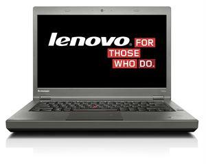"Lenovo Thinkpad T440P 14"" HD LED Display, Intel Core i5-4300M, 4GB RAM, 500GB HDD, DVDRW, Windows 7 Pro + 8.1 Pro, 3 Year Warranty"