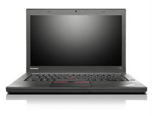 "Lenovo Thinkpad T450 14"" HD+ LED Display, Intel Core i5-5300U, 8GB RAM, 500GB HDD, WirelessAC, Windows 7 Pro + 8.1 Pro, 3 Year Warranty"