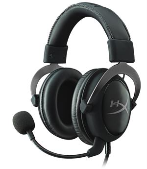 Kingston HyperX Cloud II Gaming Headset - Gun Metal