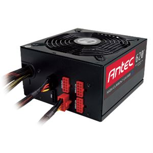 Antec High Current Gamer 620w Semi-Modular 80+ Bronze Power Supply