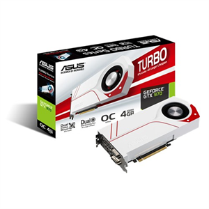 Asus GeForce GTX 970 Turbo 4GB GDDR5 Graphics Card