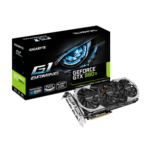 Gigabyte GTX 980Ti G1 Gaming 6GB GDDR5 Graphics Card
