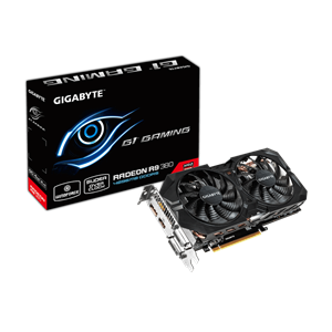 Gigabyte Radeon R9 380 G1 Gaming 4GB GDDR5 Graphics Card