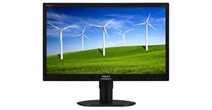 "22"" Philips 220B4LPYCB 22in (16:10) LED MONITOR"