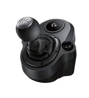 Logitech Driving Force 6-Speed Shifter