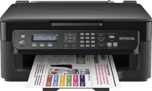 Epson Workforce WF-2510 Multi-Function Colour Wi-Fi Printer