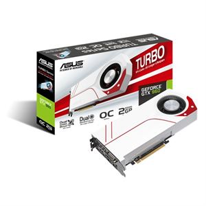 Asus GeForce GTX 960 2GB Turbo Graphics Card