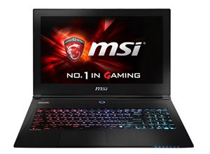 "MSI GS60 Ghost Pro 15.6"" Full HD - Intel Core i7 5700HQ, 8GB RAM, 256GB SSD + 1TB HDD, GTX 970M 3GB Graphics, Windows 8.1, 2 Year Warranty"