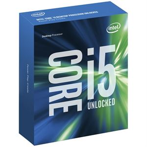 Intel Core i5 6600K Skylake 3.5GHz Quad-Core CPU LGA 1151 - BX80662I56600K