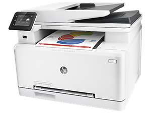 HP M277dw Color LaserJet Pro MFP Printer