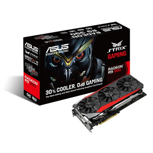Asus Radeon Strix R9 390 8GB GDDR5 Graphics Card