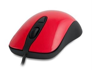 SteelSeries Kinzu V3 Gaming Mouse - Red