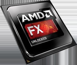 AMD FX 4300 3.8Ghz Quad Core AM3+ CPU