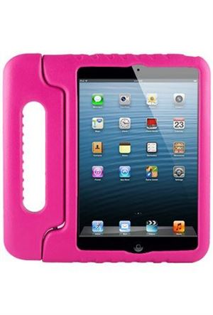 iPAD Mini Retina Eva Thick Foam Cover Case Handle Pink