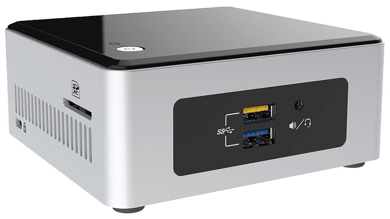 Intel Celeron NUC Barebone Kit -  NUC5CPYH
