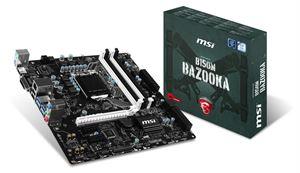 MSI B150M LGA 1151  Bazooka Motherboard - DDR4