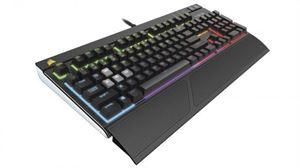 Corsair Gaming Strafe RGB Mechanical Gaming Keyboard - Cherry MX Red Switches